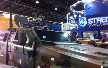 SIMA Innovation participated at IDEX in Abu Dhabi