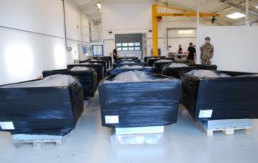 RTD 1st shipment
