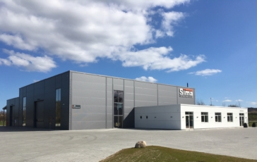 Sima Innovation new facilities